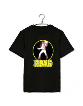 Camiseta Big Bang Made Elvis
