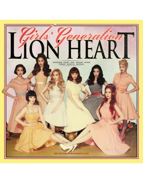 Girls' Generation - Album Vol.5 [Lion Heart]