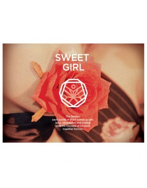 B1A4 - Mini Album Vol.6 [Sweet Girl] Flower version