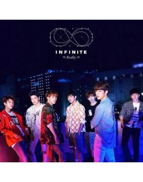 Infinite - Mini Album Vol.5 [Reality] (Normal Ver.)