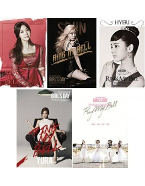 Girl`s Day - Vol.2 [Girl's Day Love Second Album]