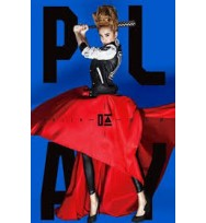 Jolin Tsai Play Taiwan Ltd CD+DVD+Calendar