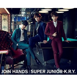 SUPER JUNIOR-K.R.Y.- Join Hands [ Limited Edition]