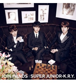 SUPER JUNIOR-K.R.Y.- Join Hands [Limited Edition]