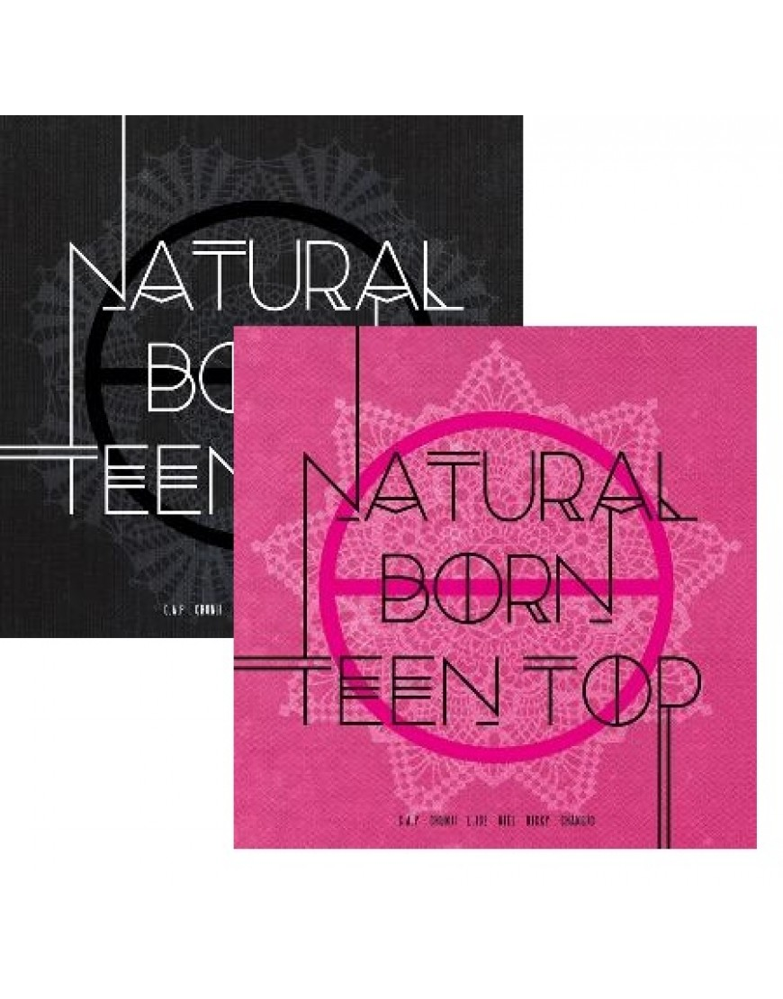 COMBO TEEN TOP - MINI ALBUM VOL.6 [NATURAL BORN TEEN TOP] - DREAM+PASSION popup