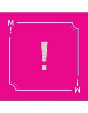 MAMAMOO - Mini Album Vol.2 [Pink Funky]