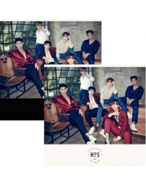 Combo 2PM - ALBUM VOL.5 [NO.5] (DAY+ NIGHT VERSION)
