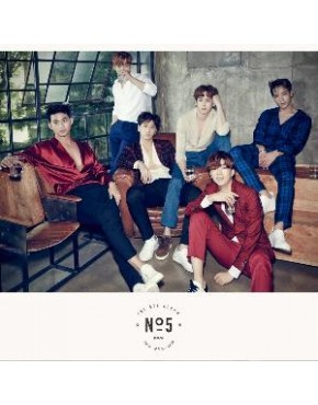 2PM - Album Vol.5 [NO.5] (Day Version)