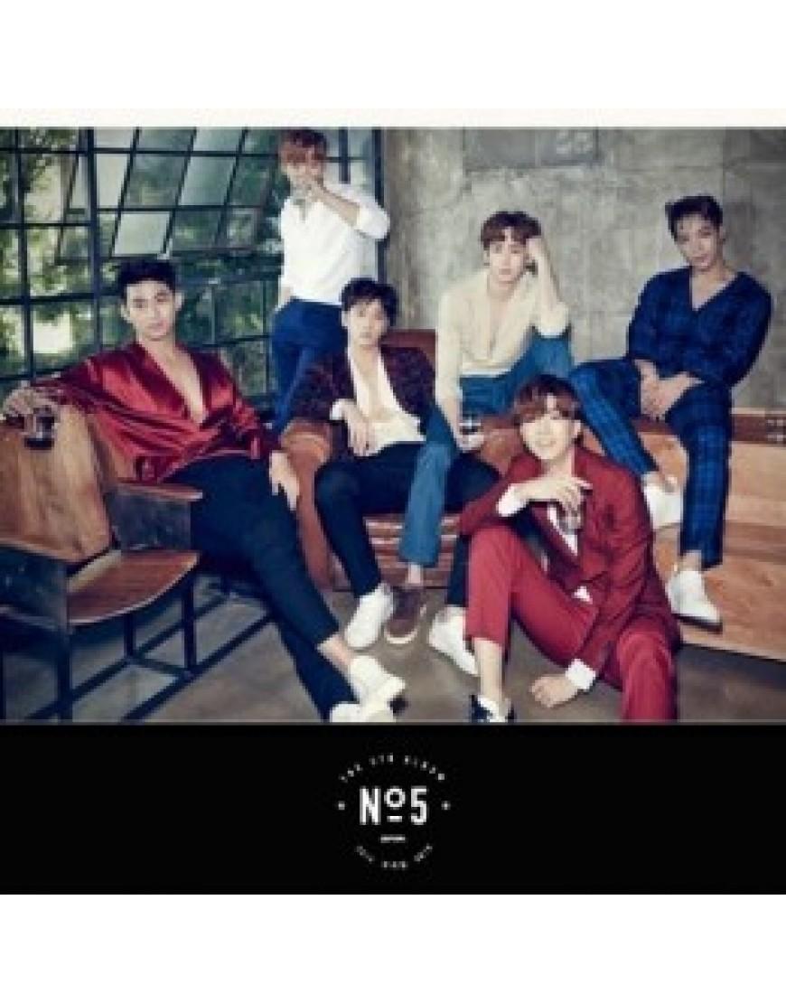 2PM - ALBUM VOL.5 [NO.5] (NIGHT VERSION) popup