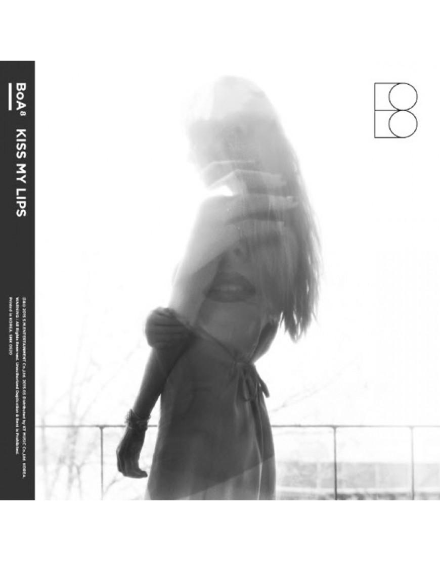 BOA - Album Vol.8 [Kiss My Lips] popup