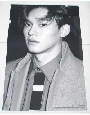 EXO - EXODUS (Vol. 2) OFFICIAL POSTER [CHEN Version]