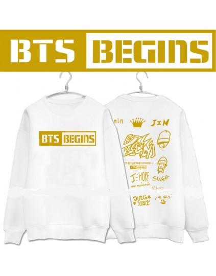Blusa BTS Begins
