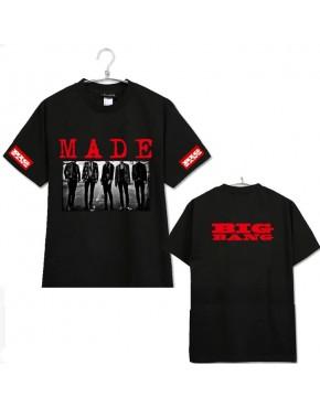Camiseta Big Bang World Tour Made