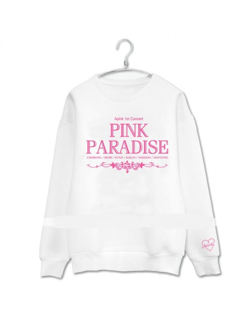 Blusa APINK Paradise popup