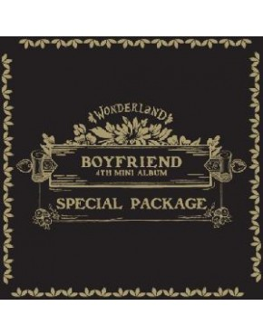 Boyfriend - Boyfriend in Wonderland Special Package
