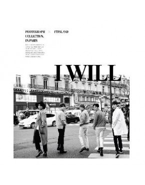FTISLAND - Vol.5 [I WILL] (Speicial Version)