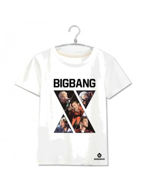 Camiseta Big Bang