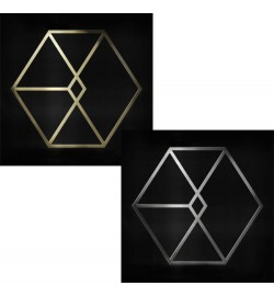 COMBO EXO - Album Vol.2 EXODUS ( Korea+Chinese Version)