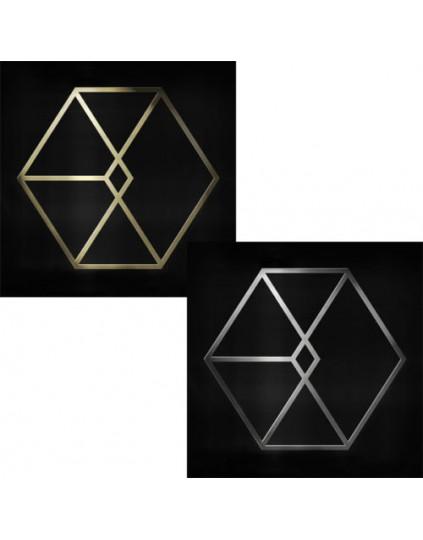 COMBO EXO - Album Vol.2 EXODUS ( Korea+Chinese Version)