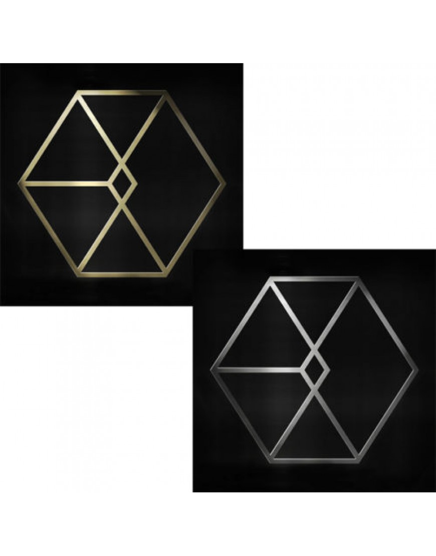 COMBO EXO - Album Vol.2 EXODUS ( Korea+Chinese Version) popup