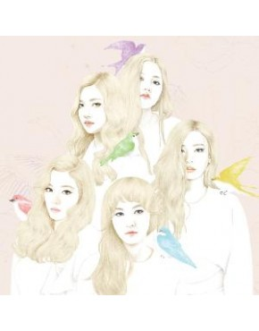 Red Velvet - Mini Album Vo.1 [Ice Cream Cake]