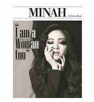 Girl`s Day : Min Ah - Mini Album [I am a Woman too]