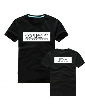 Camiseta EXO Planet Membros