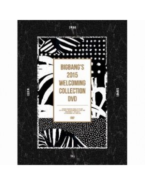 BIGBANG S 2015 WELCOMING COLLECTION DVD