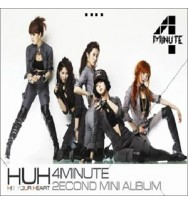4Minute - Mini Album Vol.2 [Hit Your Heart]