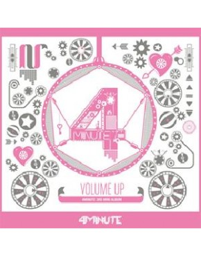 4Minute - Mini Album Vol.3 [Volume Up]