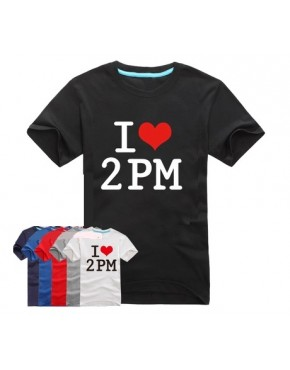 Camiseta I love 2PM