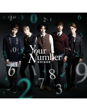 SHINee- Your Number [ Limited Edition]