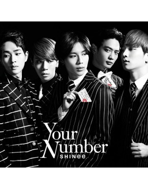 SHINee- Your Number [Regular Edition]
