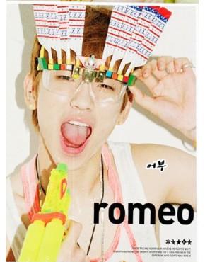SHINee - Romeo (2nd Mini Album) [KEY Version]