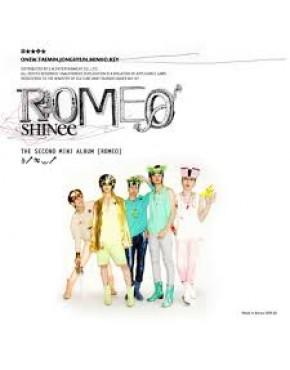 SHINee : 2nd Mini Album : ROMEO