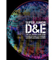 DONGHAE & EUNHYUK- SUPER JUNIOR D&E The 1st Japan Tour 2014
