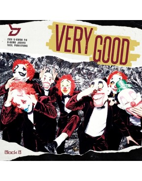 Block B- Very Good [Limited Edition - Type A]