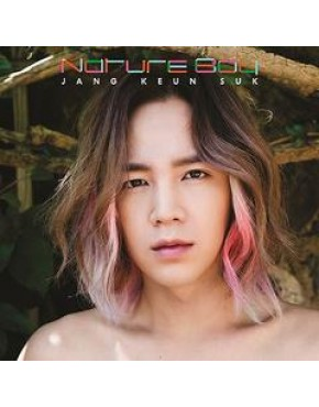 Jang Keun Suk- Nature Boy [Regular Edition] CD