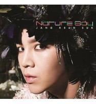 Jang Keun Suk- Nature Boy com DVD Limited Edition