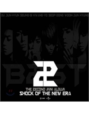 Beast - Mini Album Vol.2 [Shock Of The New Era]