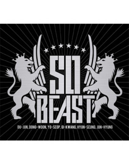 Beast - Japanese Vol.1 [So Beast] (CD+DVD) [Edição Limitada / A Version]