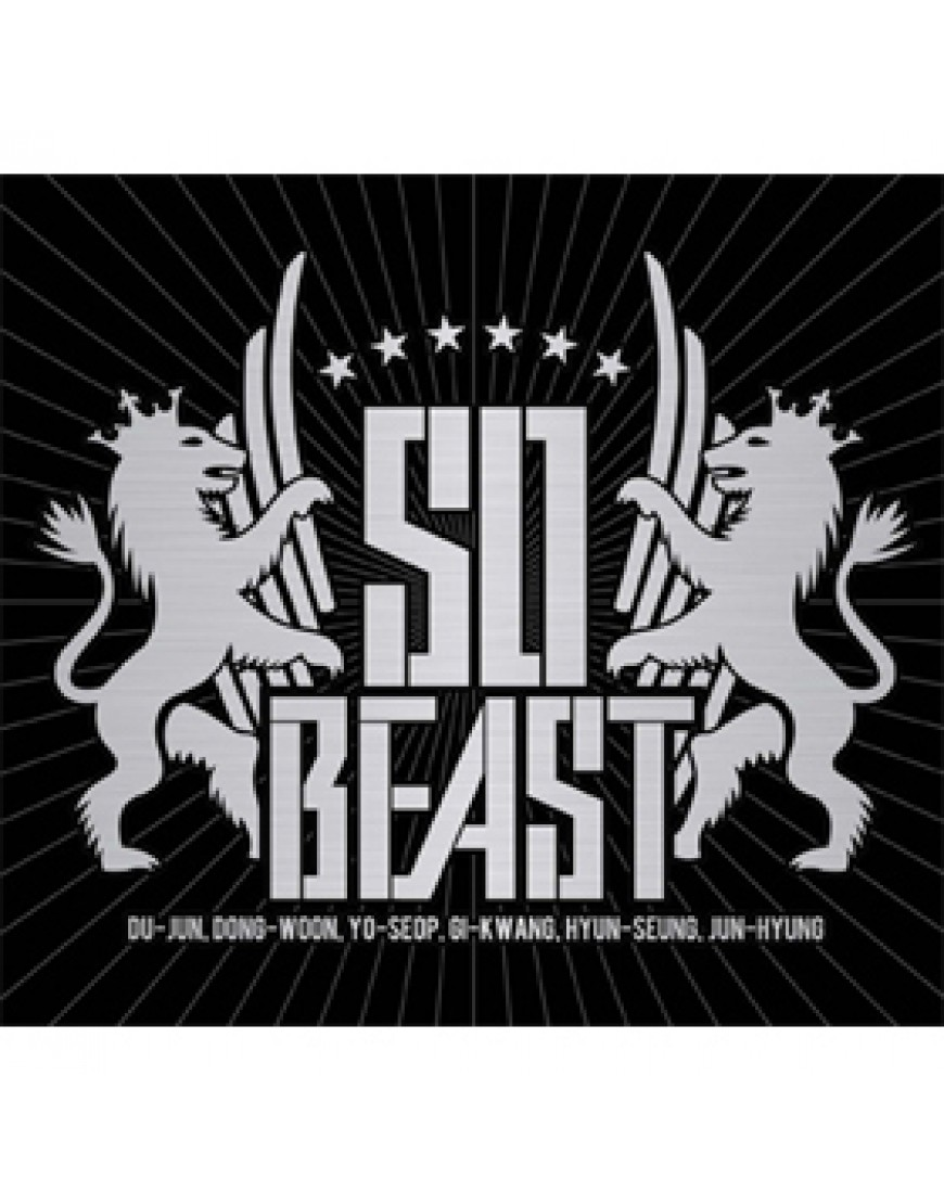 Beast - Japanese Vol.1 [So Beast] (CD+DVD) [Edição Limitada / A Version] popup