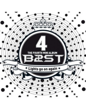 Beast - Mini Album Vol.4 [Lights Go On Again]