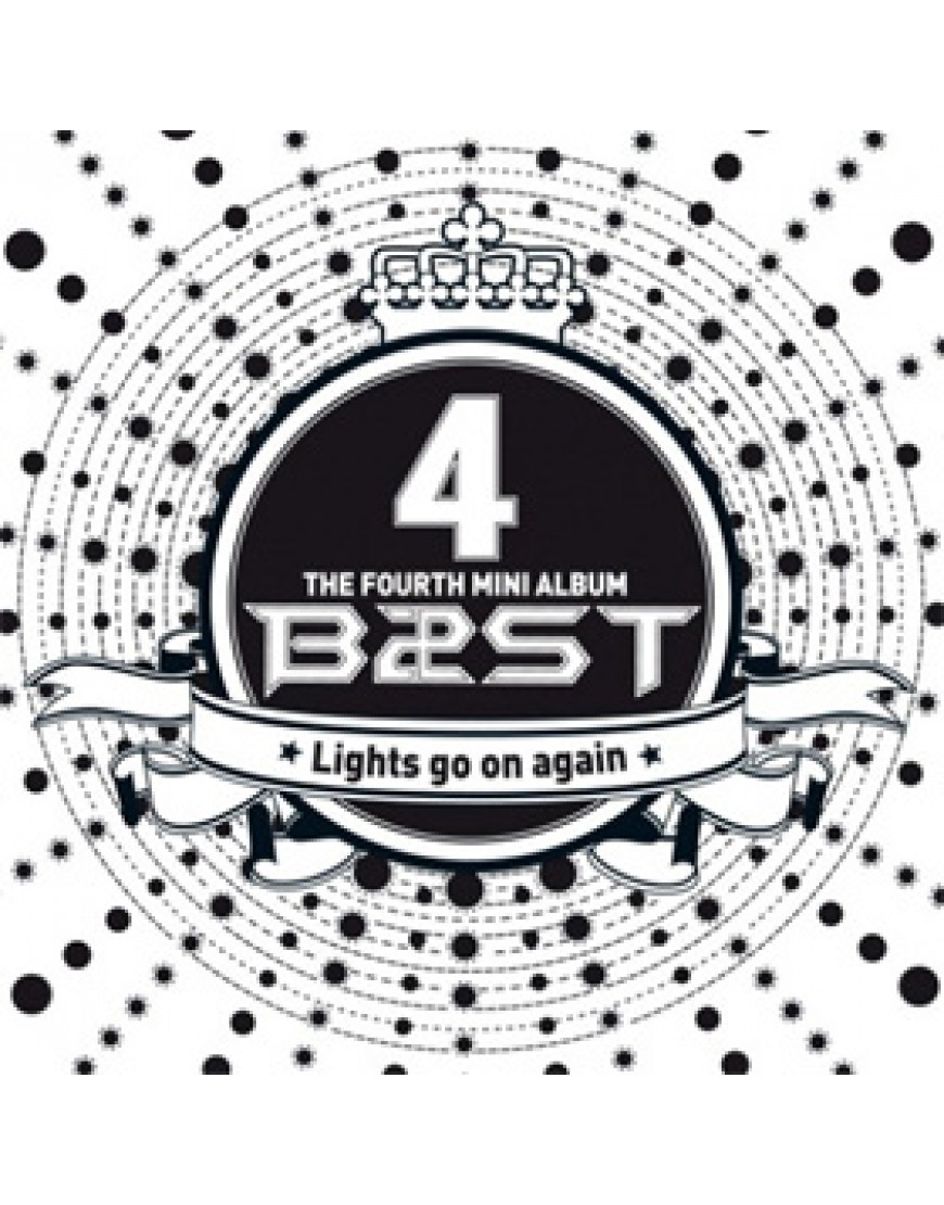 Beast - Lights Go On Again (Deluxe Special Asian Edition)  popup