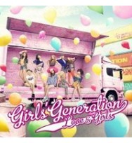 Girls Generation - LOVE & GIRLS (CD) (Edição japonesa- Normal)