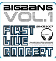 Big Bang - 2006 1st Live Album [The Real]