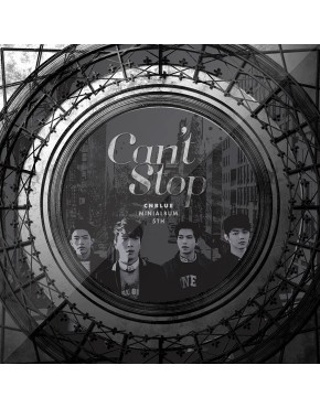 CNBLUE - Mini Album Vol. 5 [Can't Stop Ⅱ]