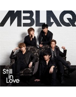 MBLAQ- STILL IN LOVE [LIMITED EDITION / TYPE C]
