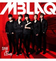 MBLAQ-Still in Love [ Limited Edition / Type B]
