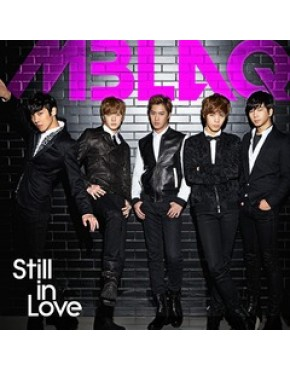 MBLAQ- Still in Love [Limited Edition / Type A]